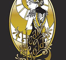 Heart of Gold by Hazedesign