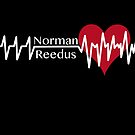 Norman Reedus Makes my Heart go Boom by HBpencil