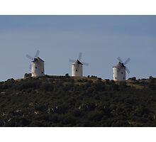 Don Quixote Photographic Print