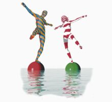 Balancing act by Carol and Mike Werner
