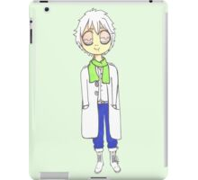 Clear The Jellyfish Baby iPad Case/Skin