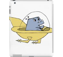 Harvey Starship iPad Case/Skin