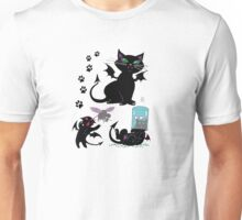 Pooka the Goblin Cat Unisex T-Shirt