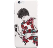 Lou Floral  iPhone Case/Skin