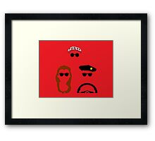 """""""I Highly Recommend It.."""" Framed Print"""