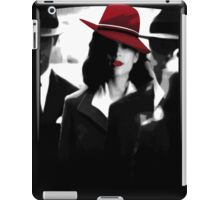 Retroagent In A Crowd iPad Case/Skin