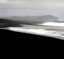 Black Beach by hallimar