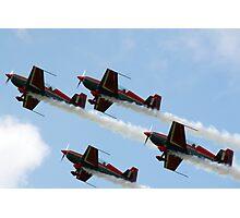 Royal Jordanian Falcons Photographic Print