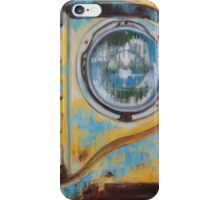 "With the Compliments of Rust"" iPhone Case/Skin"