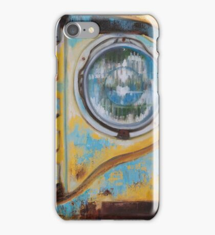 """With the Compliments of Rust"""" iPhone Case/Skin"""