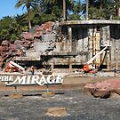 Shattering the Mirage - The iconic volcano by ellismorleyphto