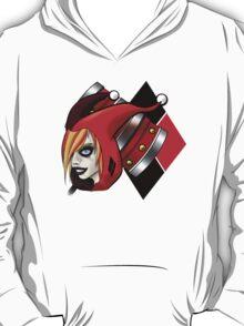 Harley Quinn Portrait T-Shirt