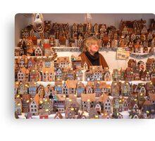 Christmas Sales Canvas Print