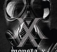 Monsta X Album Logo by PaolaAzeneth