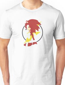 Anthropomorphic Hedgehog Unisex T-Shirt