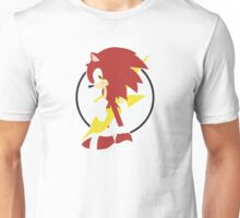 Anthropomorphic Hedgehog Unisex T-Shirt