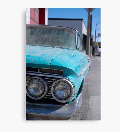 Vintage Chevy  Canvas Print