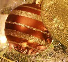 Christmas Gold by Tanya Kenworthy-Mosher