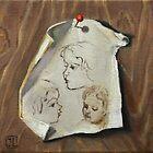 Babies Heads by Inna Lazarev