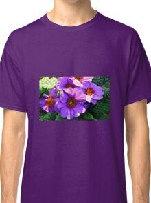 MAUVE PRIMULAS Classic T-Shirt