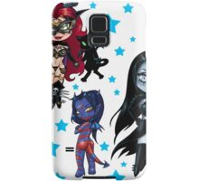 Tarot & Friends Chibi design Samsung Galaxy Case/Skin