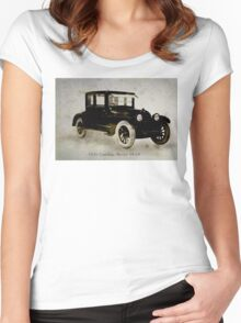 1920 Cadillac Women's Fitted Scoop T-Shirt