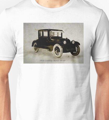 1920 Cadillac Unisex T-Shirt