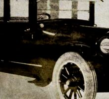 1920 Cadillac Sticker