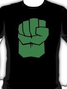Incredible Hulk Fist Minimalist [Color] T-Shirt