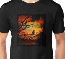 Basho's Crow Unisex T-Shirt