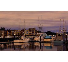 Boats on the Water Photographic Print