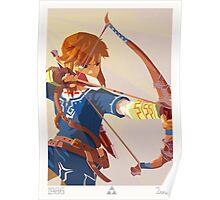 30 Years - Legend of Zelda Poster