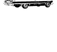 1963 Chevrolet Impala Convertible by garts