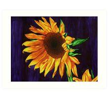 """Reach For The Sun"" Art Print"