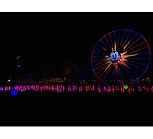 World of Color Photographic Print