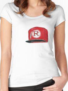 Cap II  Women's Fitted Scoop T-Shirt