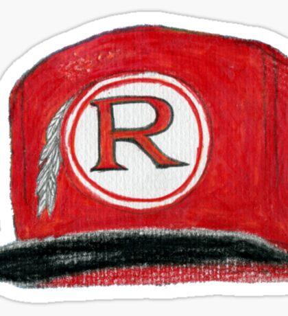 Cap II  Sticker