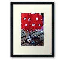 Mini Minnie Framed Print