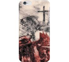 Saved from Hell. iPhone Case/Skin