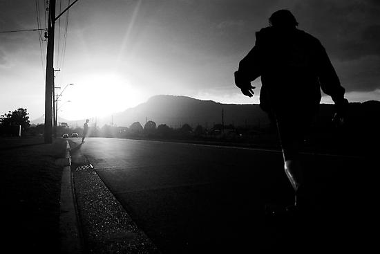 towards the sun by Jack Toohey