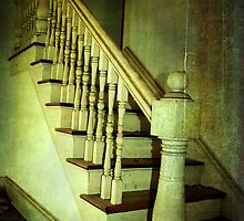 Climbing the Stairway To... by Tia Allor-Bailey