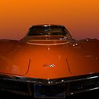70 Corvette by barkeypf