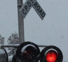 Stop Snowing! Sticker