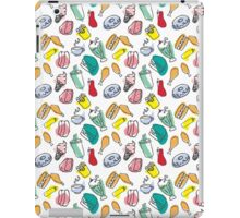 Fast Food Blvd. in Funky Shapes iPad Case/Skin