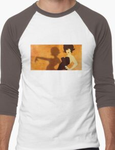 The Dancer Men's Baseball ¾ T-Shirt