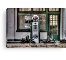 Fill 'er Up! Canvas Print