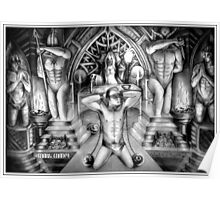 Temple Sacrifice Poster