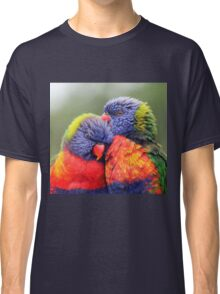 Canoodling in the Mist Classic T-Shirt