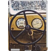 Come Ride with Me iPad Case/Skin