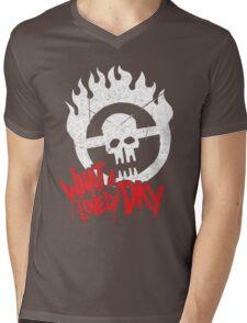 What a Lovely Day Mens V-Neck T-Shirt